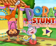 Doras Stunt Dressup