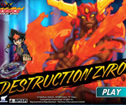 Beyblade Destruction Zyro