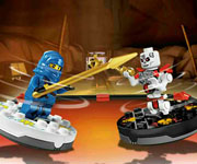 Ninjago Spinner Battle