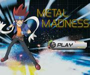 Beyblade Metal Madness