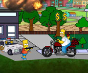Simpsons Bart Rampage