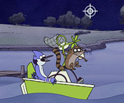 Regular Show All Nighter