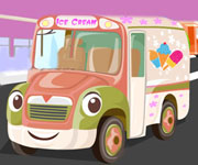 Ice Cream Truck Parking