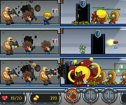 Zombo Buster - Play on Armor Games