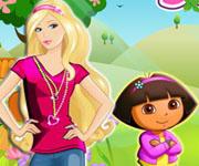 Barbie N Dora