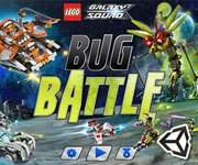 Lego Bug Battle