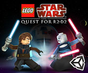 Lego The Quest for R2-D2