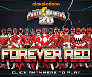 Power Rangers 20th Forever Red
