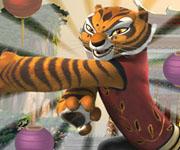 Kung Fu Panda Tigress Jump