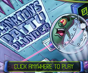 SpongeBob Planktons Patty Plunder