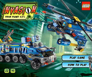 Lego Invasion From Planet X2 1/2
