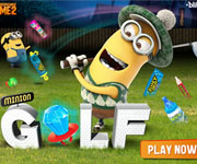 Despicable Me 2 Minion Golf