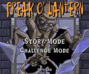 Freak O Lantern