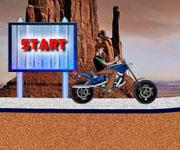 Ben 10 Omniverse Desert Racing