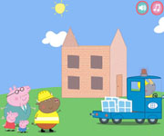 Peppa Pigs The New House