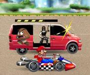 Mario Wanted