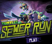 TMNT Sewer Run