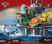 Lego Escape From Professor Z