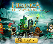 Lego Heroica The Adventures