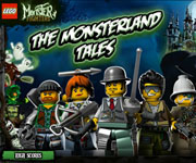 Lego The Monsterland Tales