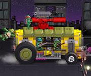 Lego Teenage Ninja Turtle Save April