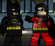 Lego Batman Hunting Two Face