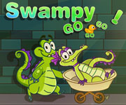 Swampy Go Go Go!
