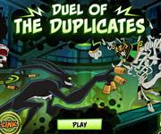 Ben 10 Duel Of The Duplicates