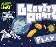 Johnny Test Gravity Pants