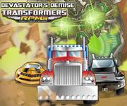 Transformers Devastators Demise