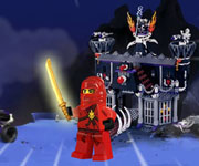 Ninjago Dark Castle