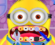 Minion at The Dentist