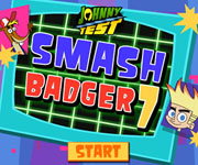 Johnny Test Smash Badger 7