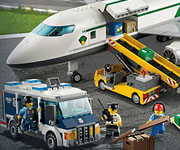 Lego Freight Terminals And Planes