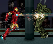 Iron Man 2 Iron Attack!