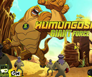 Ben 10 Humungousaur Giant Force