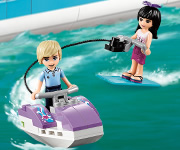 Lego Firends Water Skiing