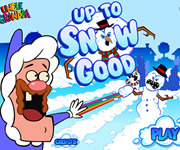 Uncle Grandpa Up To Snow Good