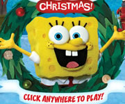 Its a SpongeBob Christmas