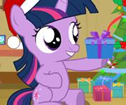 Twilight Sparkle Christmas Day