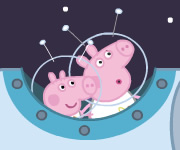 Peppas Space Game