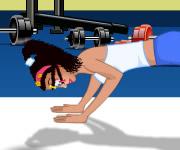 Zoe at Gym1