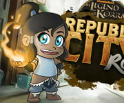 Korra Republic City Run