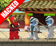 Ninjago Legend Fighting Hacked
