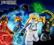 Lego Ninjago Games Hacked