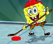 Spongebob Ice Hockey