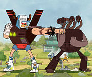 Regular Show Battle of the Behemoths