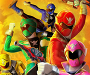 Power Rangers Super Megaforce Legacy