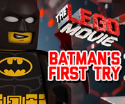 The LEGO Movie Batmans First Try