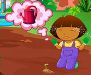 Dora in the Farm